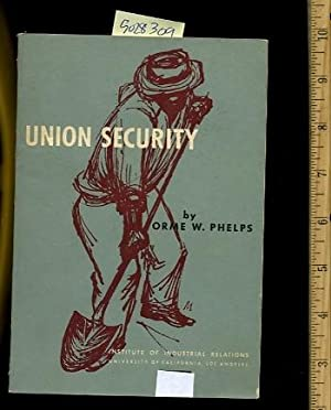 Union Security [A union security agreement is a contractual agreement, usually part of a union ...