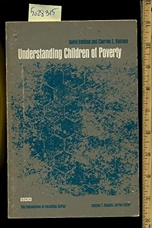 Understanding Children of Poverty : The Foundations of Education Series [Critical / Practical ...