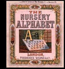 Louisa's London Toy Books : The Nursery: Frederick Warne and