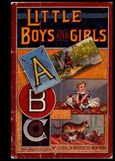 Little Boys and Girls ABC / A B C [Pictorial Children's Reader, Learning to Read, Skill ...
