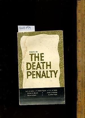 sociology death penalty essay