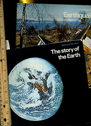 The Story of the Earth : ISBN 0118841661 / Earthquakes : ISBN 0118840665 [2 Books Series, UK,:...