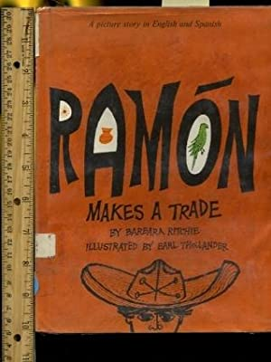 Ramon Makes A Trade : A Picture: Barbara Ritchie /