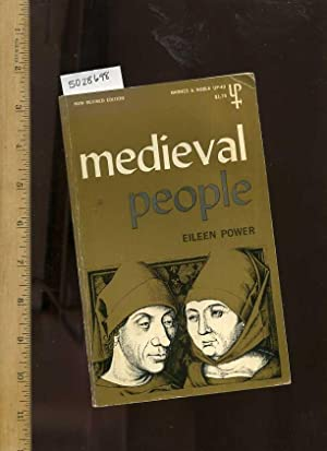 Medieval People Revised Edition [Educational, Textbook, Critical Review, in Depth Study, ...