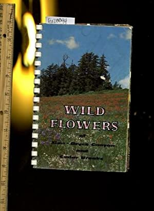 Wild Flowers of Zion Bryce Canyon National Parks and Cedar Breaks National Monument [pictorial ...