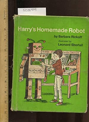 Harry's Homemade Robot [Pictorial Children's Reader, Learning to Read, Skill building]: ...