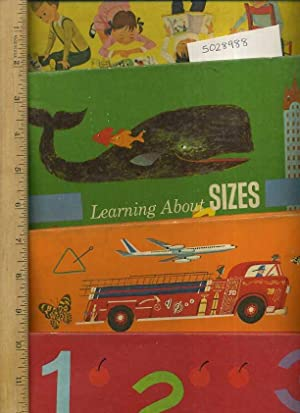 The Thinking Book ; Learning About Sizes: Adelaide Holl ;