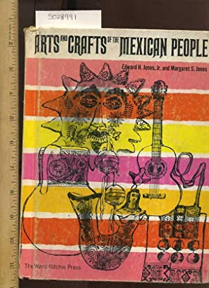 Arts and Crafts of the Mexican People [Pictorial Children's Reader, Learning to Read, Skill ...