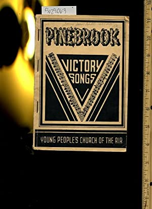 victory songbook - AbeBooks