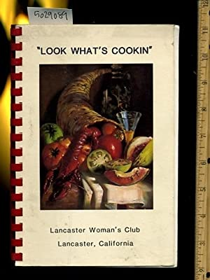 Look What's Cookin / Cooking [A Cookbook / Recipe Collection / Compilation of ...