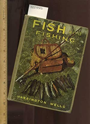 Fish and Fishing [Pictorial Children's Reader/Juvenile, Learning to Read, Skill Building,...