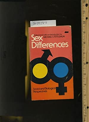 Sex Differences : Social and Biological Perspectives [Critical / Practical Study ; Review ...