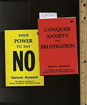 Conquer Anziety and Frustration / Your Power to Say No [religious Readings, Inspiration, Devotion, ...