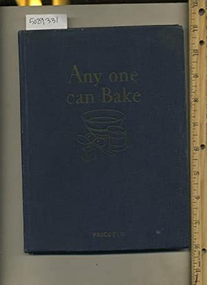Any one Can Bake : The Royal: standard brands Incoporated