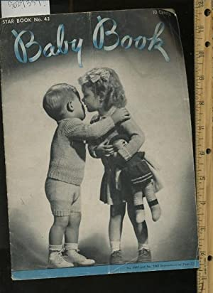 Star Book No. 43 : Baby Book [Pictorial Pattern book, How to Knit, Crochet Baby Children's ...