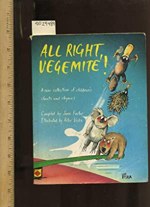 All Right Vegemite : a New Collection: June Factor /
