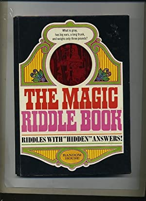 The Magic Riddle Book : Riddles with Hidden Answers [Pictorial Children's Reader, Learning to ...