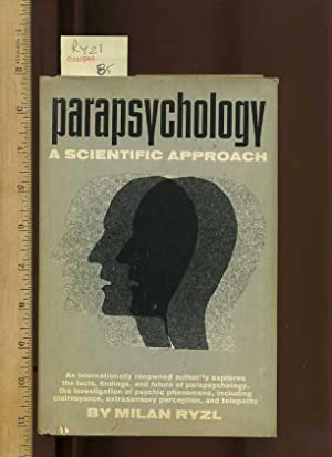 Parapsychology : a Scientific Approach [psychic Phenomena, Clairvoyance, ESP, Telepathy, Medium ...