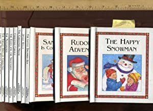 The Happy Snowman ; Rudolph's Adventure, Santa Clause is Coming to Town ; the Little Drummer ...