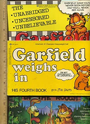 The Unabridged Uncensored Unbelievable Garfield; Garfield Weighs: Davis, Jim /