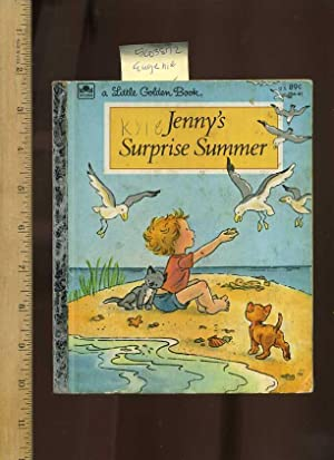 Jenny's Surprise Summer : a Little Golden Book #204-41 [Pictorial Children's Reader, at ...