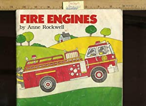 Fire Engines [Pictorial Children's Reader, Emergency Vehicles,: Rockwell, Anne for