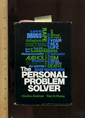 The Personal Problem Solver : Love Drugs,: Zastrow, Charles &