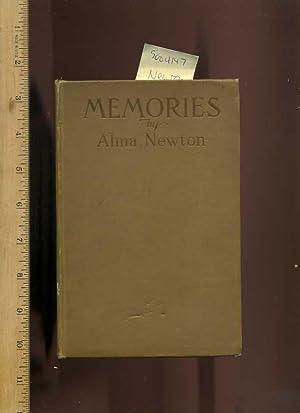 Memories By Alma Newton [Writing in Diary Format as Zarah Kreeshna, fiction]: Newton, Alma Writing ...