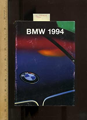 BMW 1994 [pictorial Car Reference Book, Biography of the Car and Company, Safety, Technical Data, ...
