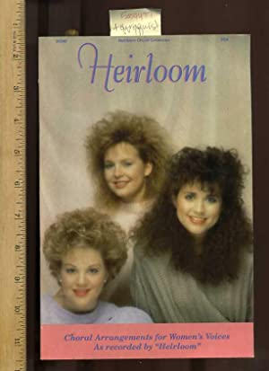 Heirloom : Choral Arrangements for Woman's Voices: Tornquist, Carol for