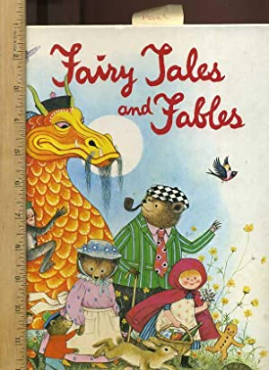 Fairy Tales and Fables [Oversized Pictorial Children's: Morel, Eve and
