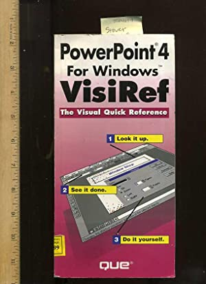 Power Point/PowerPoint 4/four for Windows VisiRef/Visi Ref: Stover, Susan P.