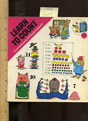 Learn to Count [Pictorial Children's Reader, Classic: Scarry, Richard