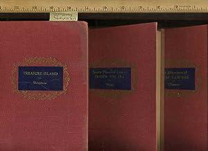 Treasure Island a Story of the Spanish: Stevenson, Robert; Jules