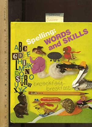 Spelling : Words and Skills [educational Textbook: Cramer, Ronald L.