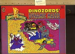 Mighty Morphin Power Rangers : Dinozords Dynamic: Tallarico, Tony and