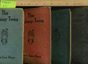 The Bobbset Twins or Merry Days Indoors and Out ; The Bobbsey Twins Keeping House ; The Bobbsey ...