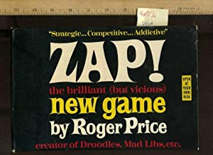 Zap ! Strategic, Competitive, Addictive, the Brilliant, But Vicious New Game [Pictorial Tri Fold ...