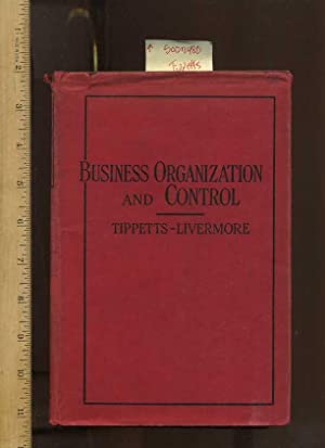 Business Organization and Public Control : Second / 2nd Edition [critical practical Study ...