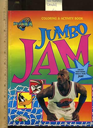 Coloring and Activity Book : Jumbo Jam: Landoll Publisher 1996