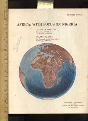 Africa : With Focus on Nigeria : Teachers Manual [geography Reader, educational]: Fielstra, ...