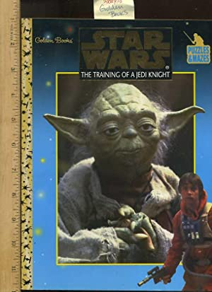 Golden Books : Star Wars the Training of a Jedi Knight : Puzzles and Mazes [movie Tie Activity Book...