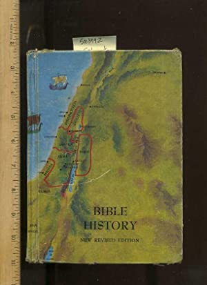 Bible History : a Textbook for Use: Schuit, Rev. William