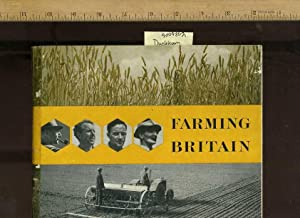 Farming Britain [illustrated Handbook, Farm Techniques, Methods, Explained, Region and Climate ...