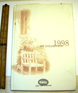 Gotz : Art Collection 1998 [oversized Pictorial of Dolls, Doll Accessories, Designs from German ...