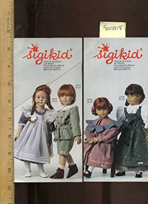 Sigikid : Just Diferent [each shows About: Sigikid /2 Brochures