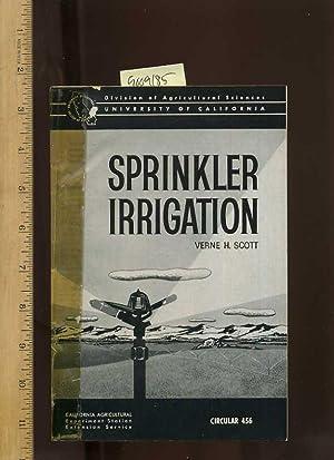 Sprinkler Irrigation Cicular 456 [farms, Farmers, Farming, Agriculture Development Techniques, ...