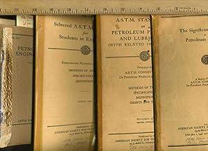 4 Bks Similar subject] Petroleum Engineering : Lefax, G. M.