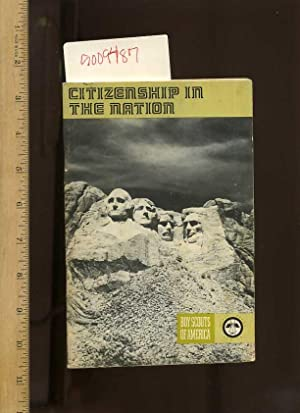 Citizenship in the Nation [Pictorial Children's Reader,: Boy Scouts of