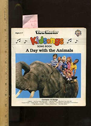 View Master : Kidsongs Song Book : View Master [manufacturer,